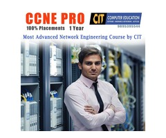 CIT Computer Education 1 Year CCNE PRO Computer Training Course