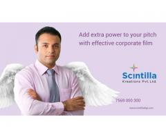 Corporate Film Makers in Hyderabad   Advertising Agency   Scintilla Kreations