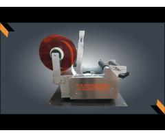Semi Automatic Label Applicator Machine Manufacturer