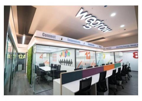 Contact WeGrow for Co-working Space in Navi Mumbai