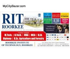 RIT ROORKEE BEST MBA & MCA COLLEGE IN UTTARAKHAND