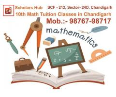 10th Math Tuition Class In Chandigarh