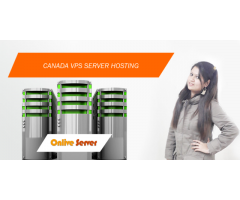 Canada VPS Server Hosting With CMS Choices & Free Support