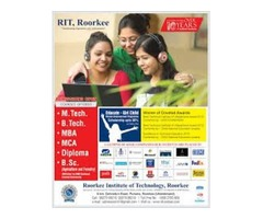 RIT ROORKEE BEST ENGINEERING COLLEGE IN UTTARAKHAND