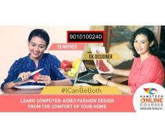 Now Design Garments Using Computer Software's – Learn at Home!