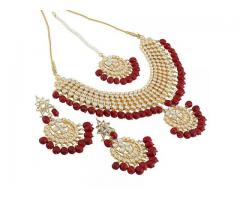 Traditional Necklace Sets for Women