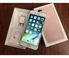 Brand new original  Apple iphone 7/7 plus rose gold 256gb, samsung galaxy s8/s8 plus