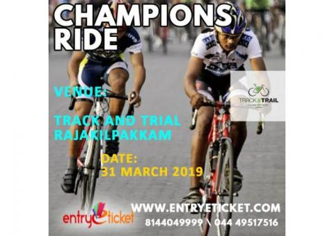 Champions Ride 2019 - Entryeticket