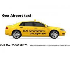 GOA AIRPORT CAB - Goa Taxi Inc.