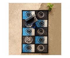 Artistic rug from Sapana Mats