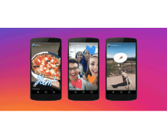 Time To Say Hello To Instagram Stories!