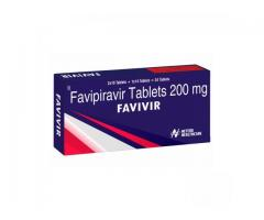 Favivir 200Mg Tablets Used for Mild to Moderate Covid-19 Treatment | Hetero Healthcare