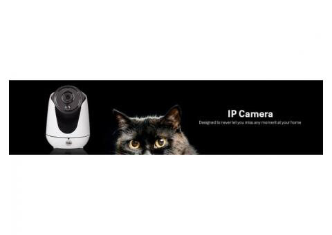 Wireless IP Camera for Home Online - Yale Online India