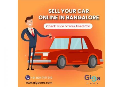 Online Used Car Sales in Bangalore - gigacars.com