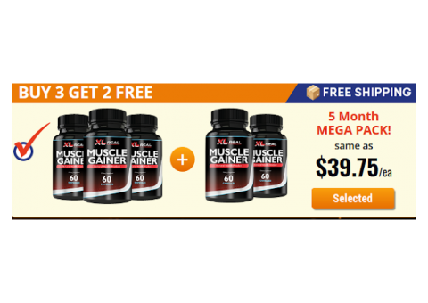 https://www.facebook.com/XL-Real-Muscle-Gainer-100519012218088