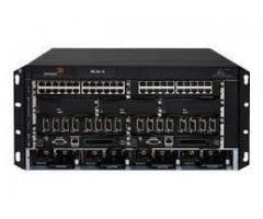 Extreme Networks Multiservice MLXe-4 MPLS High Performance Router