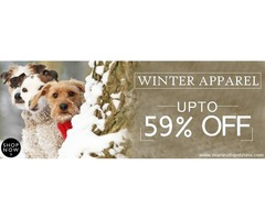Mad Rush! Up to 59%Off: Pet Winter Clothing