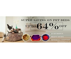 Upto 64%Off:PET BEDS:Heavy Duty, Comfort: Shop Now