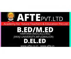 direct admission in d.ed/b.ed/m.ed
