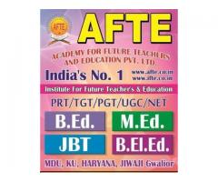 Direct Admission in B.ED/M.ED/D.EL.ED and other courses