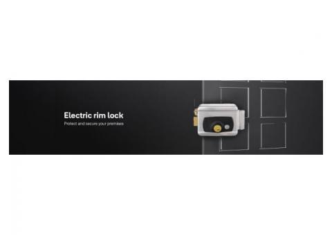 Buy Electric Rim Locks Online - Yale Online India