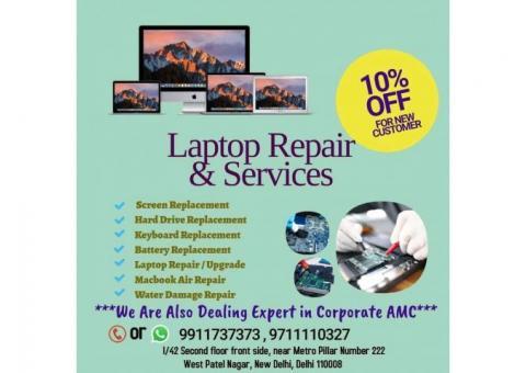 Laptop Repair Ghaziabad.