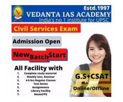 IAS new batches start with exclusive offer contact kajal 7428366353