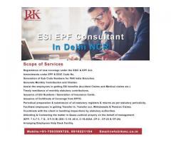 PF and ESIC Compliance Gurgaon 9910221154