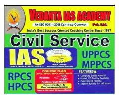 India's no 1 IAS coaching Vedanta IAS Academy