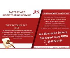 Factories Act Registration in Gurgaon Delhi NCR
