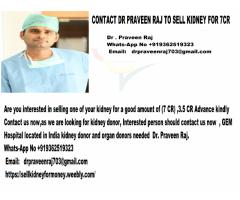 kidney donation