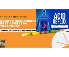 High stomach acid symptoms