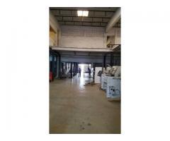 6500 sq.ft. Gala Plus Fully RCC Loft at ground floor sativali Vasai.