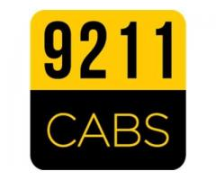 9211CABS- Book Kaali peeli or cool cab taxi booking services
