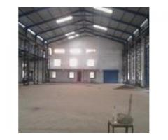 Industrial Warehouse/Workshop/Godown/Shed for rent at Nalasopara highway.