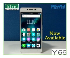Vivo Y66 Now Available Only In Idris Electronics Raipur Authorised Dealer of Vivo Mobiles