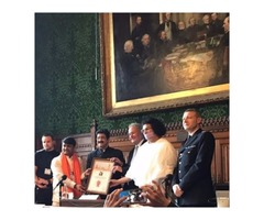 Sandeep Marwah Honored in House of Commons at British Parliament