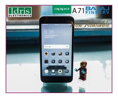 Oppo A71 Now Available Only In Idris Electronics Raipur Authorised Dealer of Oppo Mobiles