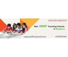 Top One Percent - Best GMAT Institute in Delhi.