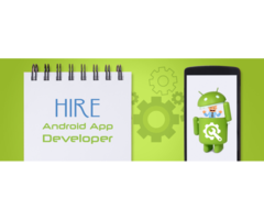 Hire leading Android App developers in India