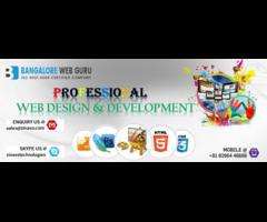 Best Web Design Services Company in Bangalore