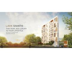 3 Bedroom Apartments in Coimbatore -Lavikshanthi