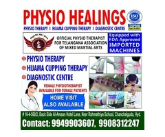 EXPERT HIJAMA CUPPING THERAPIST IN MALAKAPET,HYDERABAD.