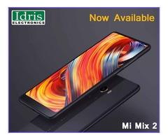 New Model Mi Mix 2 Now Available In Idris Electronics Raipur Authorised Dealer of Mi Mobiles