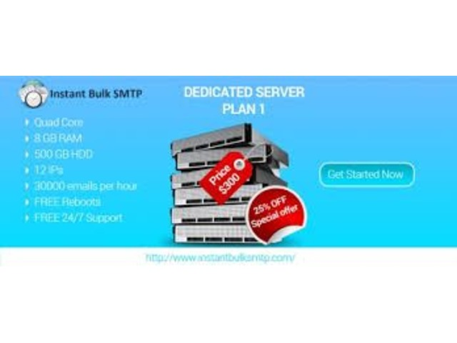 Best smtp server for mass mailing Computers & Laptops
