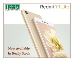 Xiaomi Redmi Y1 Lite Now Available In Ready Stock In Idris Electronics Raipur