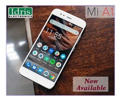 Mi A1 64GB Now Available Only In Idris Electronics Raipur Authorised Dealer of Mi Mobiles