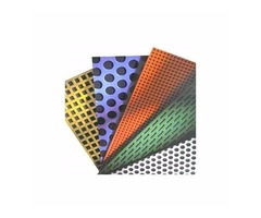 SS Perforated Sheet in India
