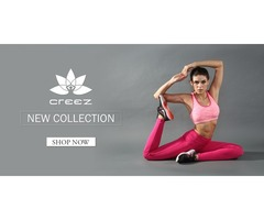 Active Wear Online, Yoga Wear Online- Gymwear | Creez