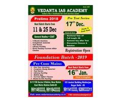 Top IAS academy in delhi